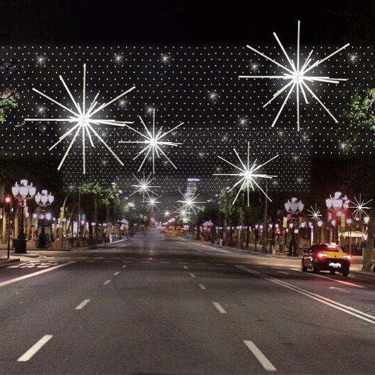 Ilumincaión navideña (DiarioDesign)