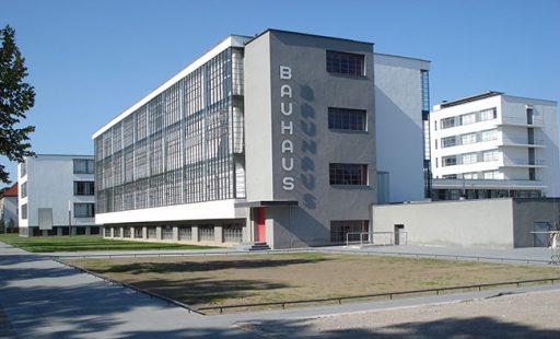 Edilicio Bauhaus en Dessau