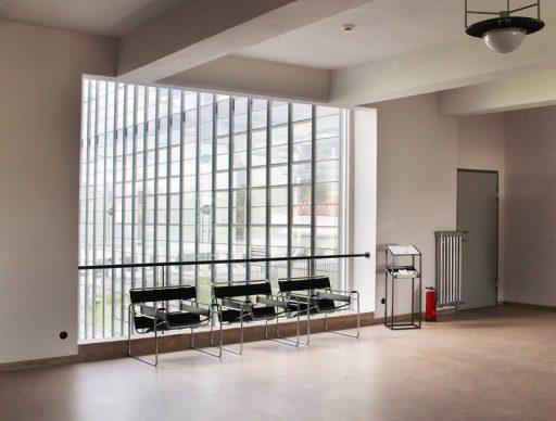 Bauhaus Dessau interior edificio - Foto: Fundación Goerlich