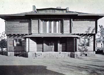 Casa Sommerfeld icono movimiento Bauhaus