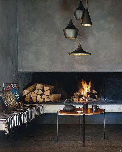 Chimeneas ambiente de relax y hogar