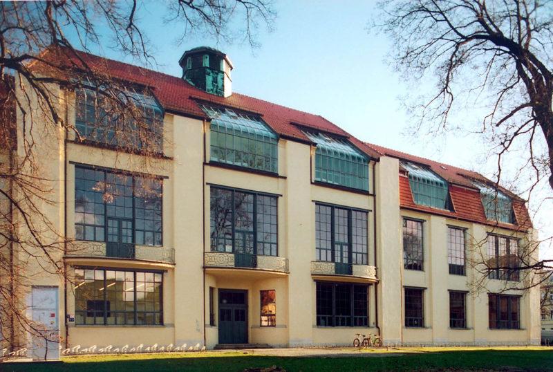 Universidad Bauhaus, Weimar 1919