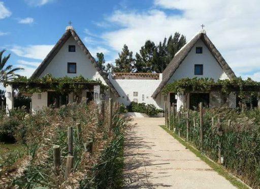 Barracas- arquitectura popular valenciana