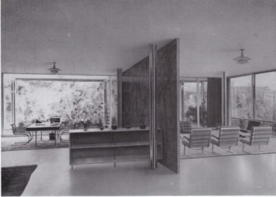 Lilly Reich diseño Casa Tugendhat