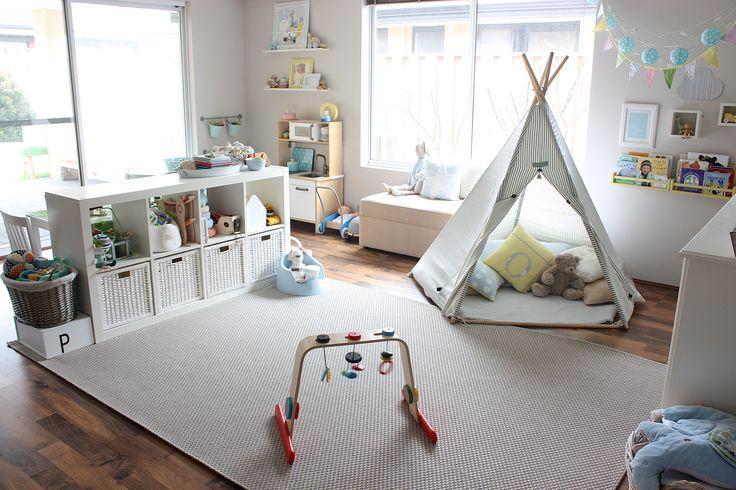Habitaciones infantiles inspiraci n ikea tiki fuente Estanterias infantiles ikea