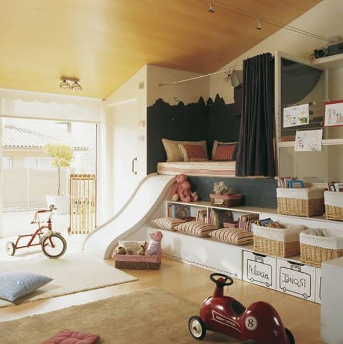El diseño en las habitaciones infantiles | tiovivo creativo