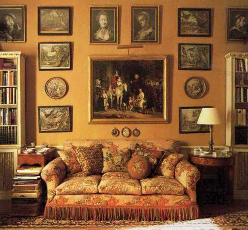 diseño maximalista época victoriana