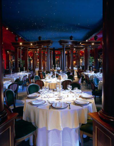 Restaurantes- Diseño espacios Interiores comestibles