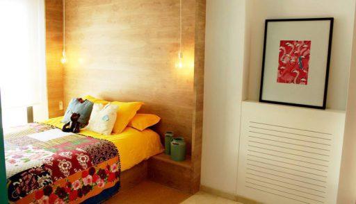 estilo escandinavo casa arbol proyecto tiovivo creativo