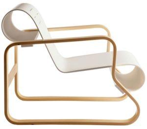 estilo escandinavo silla Paimio
