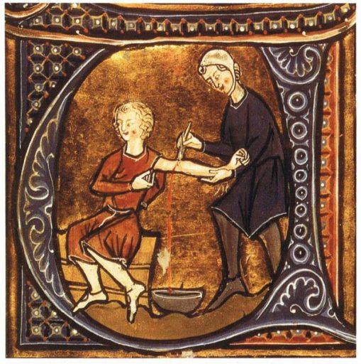 Barberías Edad Media