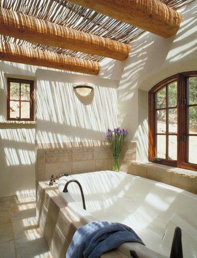 baño de estilo provenzal