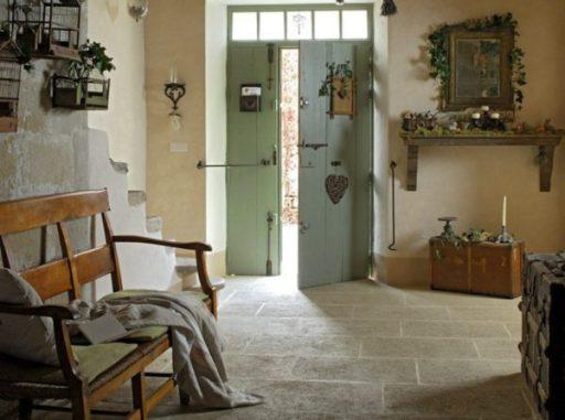 EEntrada casa estilo provenzal