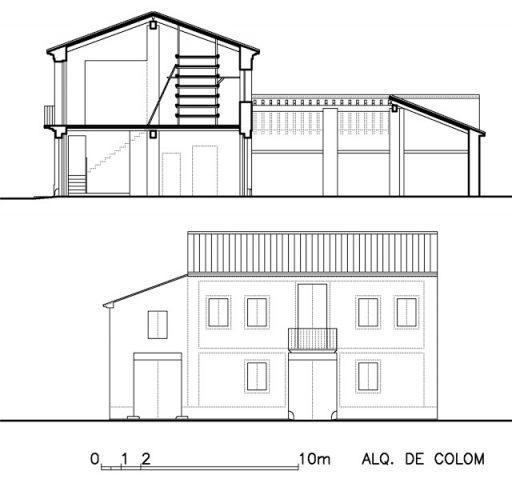 plano-alquerías-arquitectura-rural-valenciana