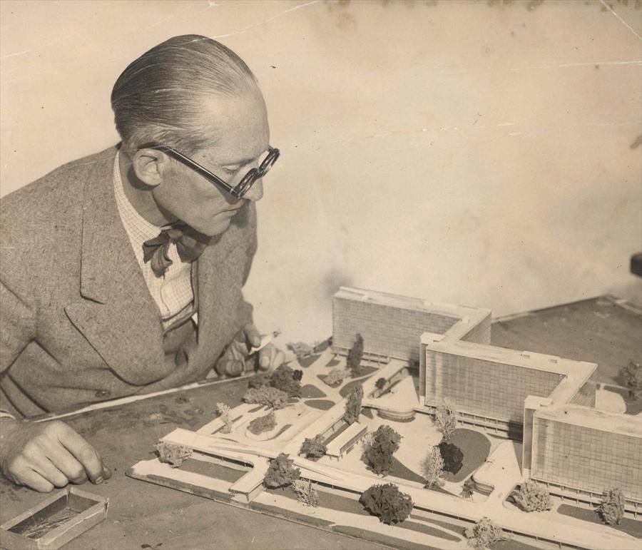 Brutalismo- Le Corbusier