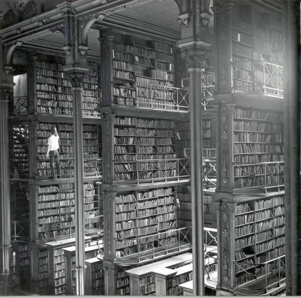 Bibliotecas del mundo - Cincinati EEUU