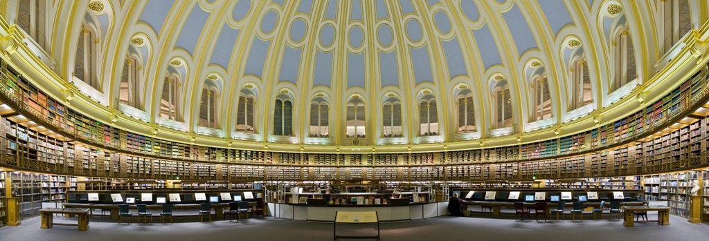 Mejores bibliotecas del mundo - Londres
