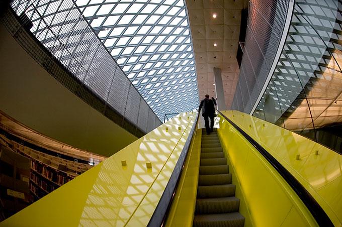 Mejores bibliotecas del mundo - Seattle