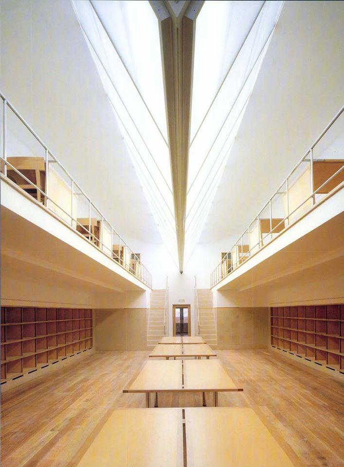 Mejores bibliotecas del mundo - Oporto