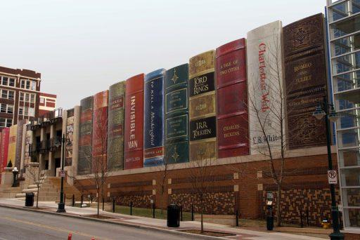 Mejores bibliotecas del mundo - Kansas