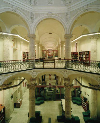 Mejores bibliotecas del mundo - Valencia
