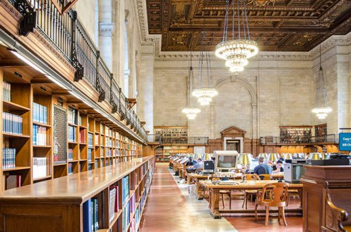Mejores bibliotecas del mundo - Nueva York