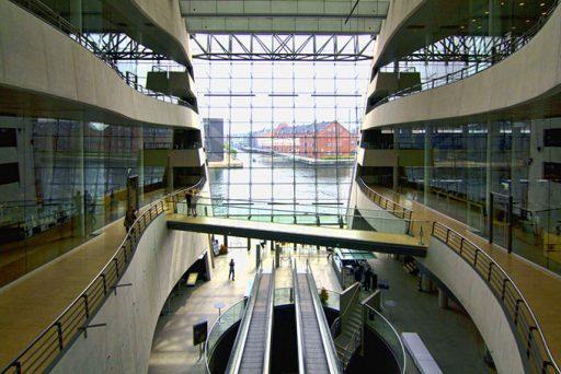 Mejores bibliotecas del mundo - Dinamarca