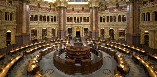 Mejores bibliotecas del mundo - Washington