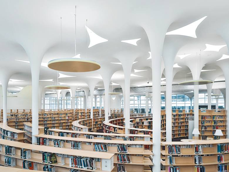 Mejores bibliotecas del mundo - taiwan