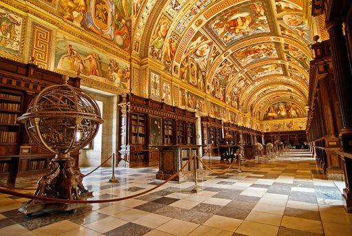 Mejores bibliotecas del mundo - Madrid