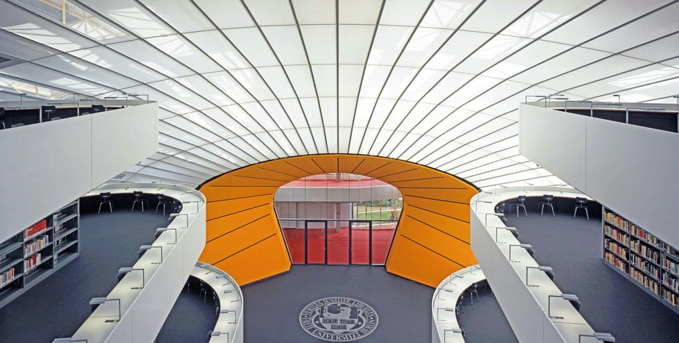Bibliotecas del mundo- Berlín