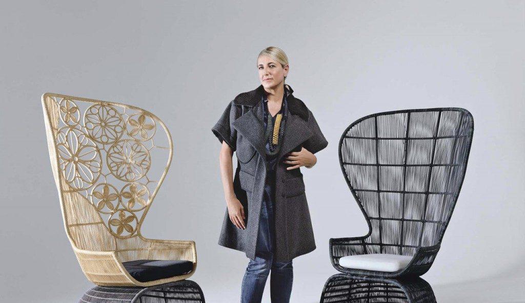 Patricia urquiola mobiliario arte