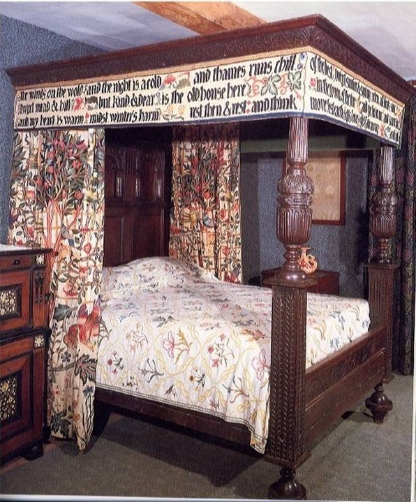 William-Morris-arts-and-crafts-red-house