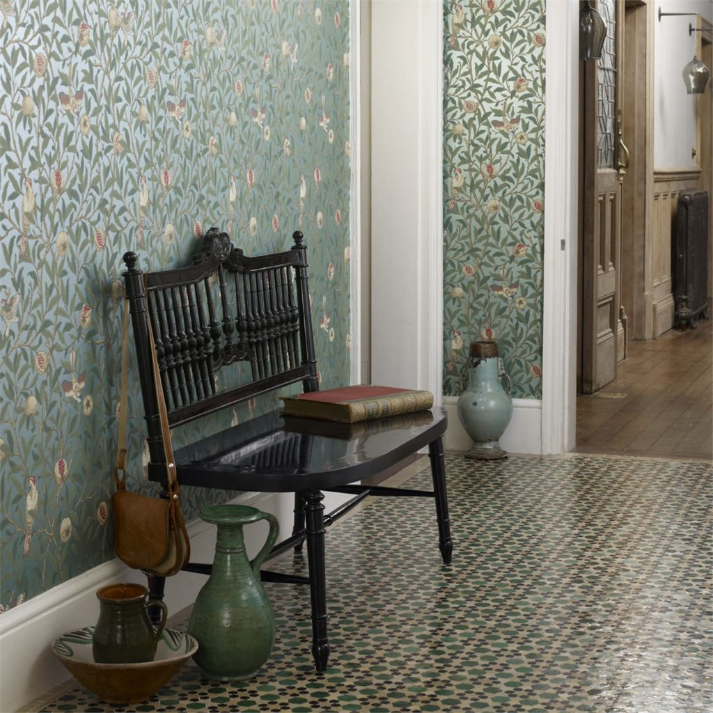 William-Morris-arts-and-crafts-diseño-interioirsmo