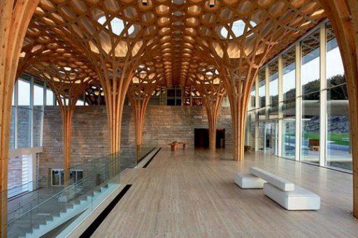 Diseño-interiores-mobiliario-en-cartón-Shigeru-Ban