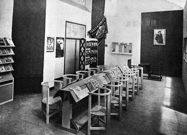 Diseño soviético Vhhutemas