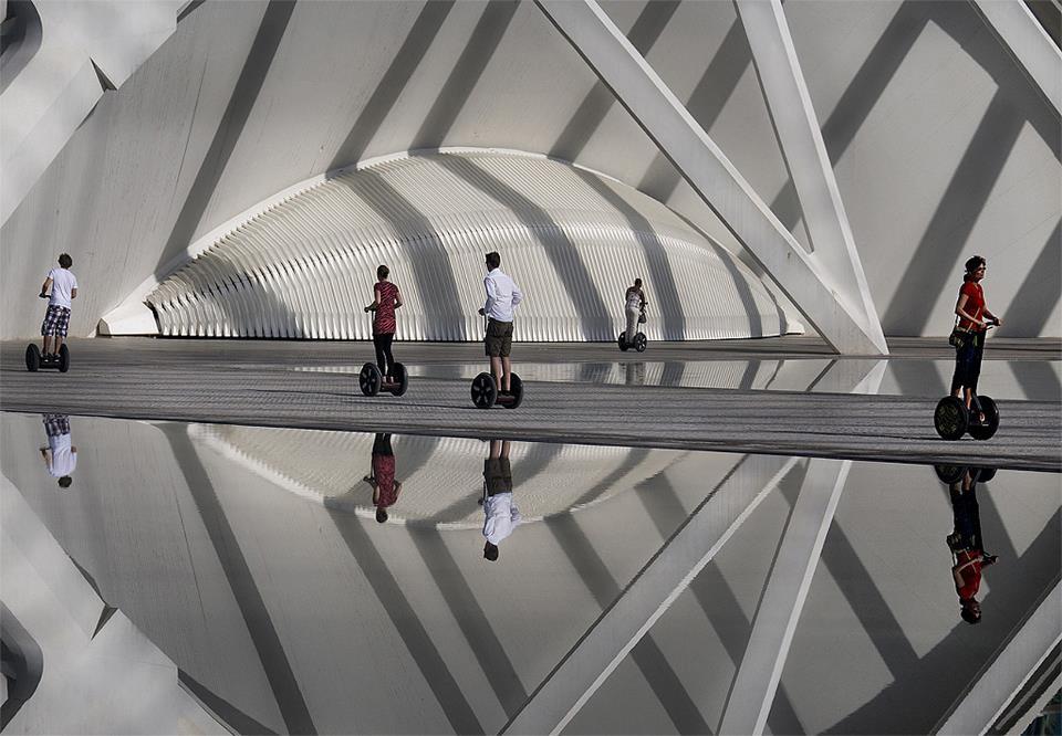 Interiorismo y mobiliario en Valencia - Ciudad de las Ciencias