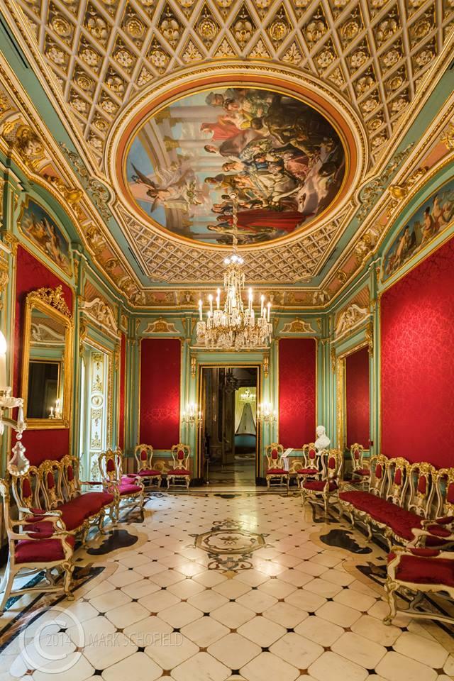 Interiorismo y mobiliario Palacio Marqués de Dos Aguas
