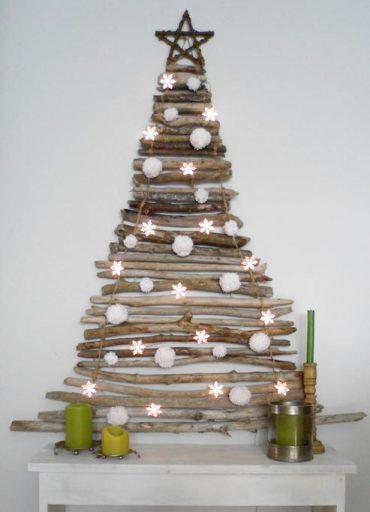 decoracion-navideña-econavidad-arbol-carton