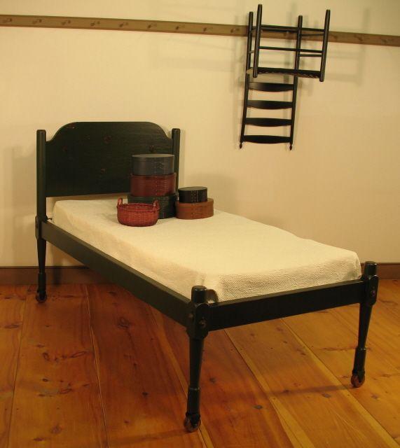 interiores Shakers habitación influencia