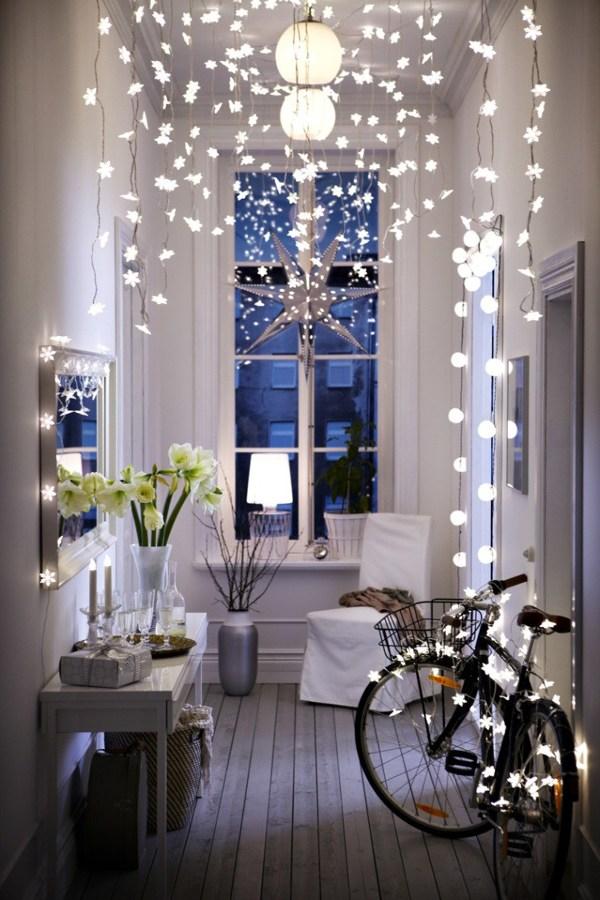 decoracion-navideña-iluminación