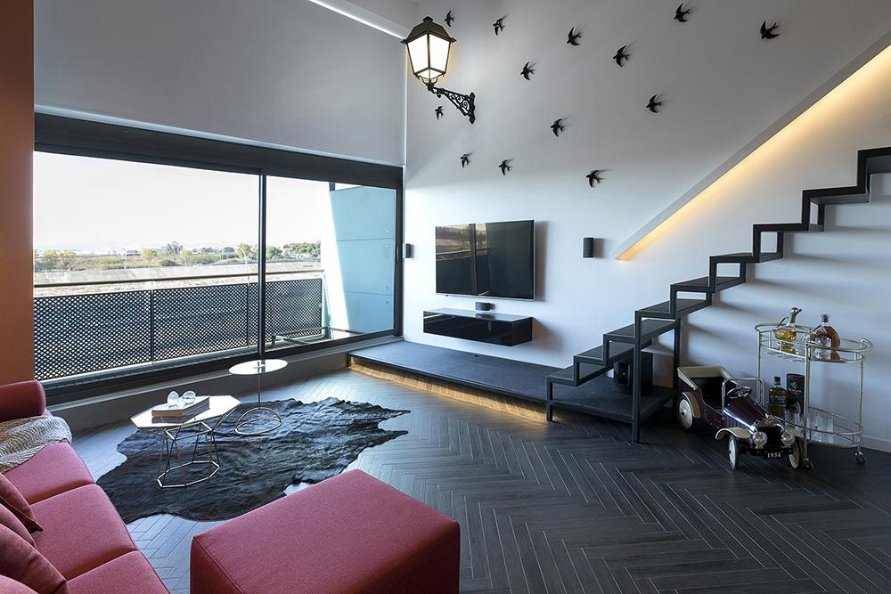 diseño-interior-loft-valencia-estilo-sofisticado-masculino-tiovivo