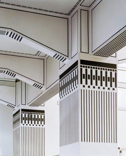 Interiorismo arquitecto Otto Wagner