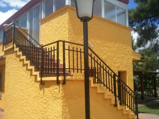 gotelé decoración paredes y fachadas en España