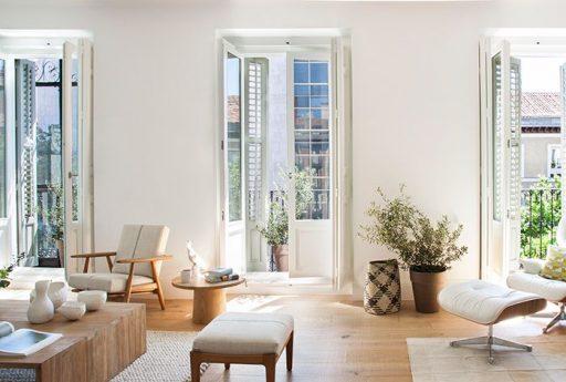interiorismo estilo contemporáneo