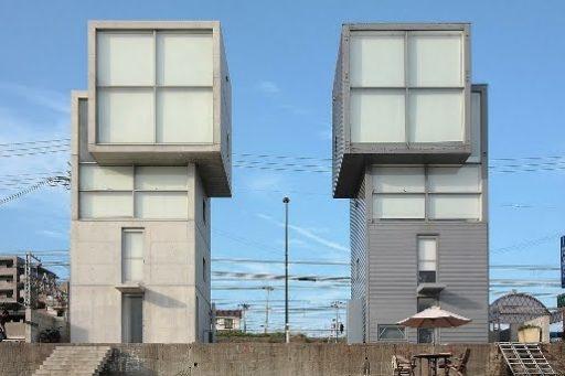 casa 4x4-Tadao-Ando-arquitecto-japonés