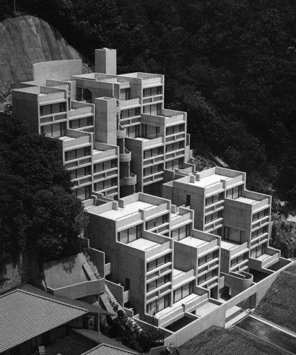 complejo-arquitectónico-rokko-kobe-Tadao-Ando-arquitecto-japonés