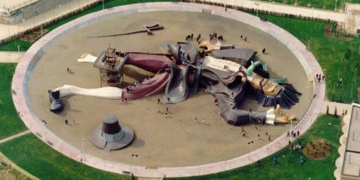 historia diseño parques infantiles gulliver valencia