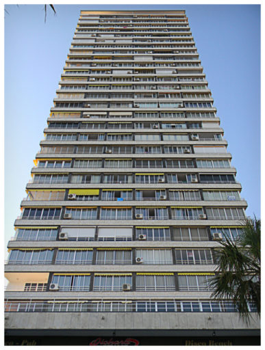 Historia de los rascacielos Benidorm