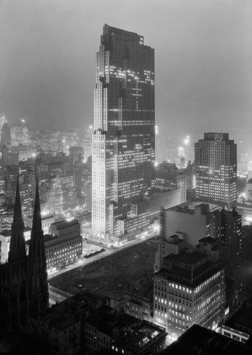 Historia de los rascacielos nueva york